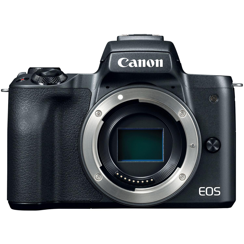 Aparat Canon Eos M50 Ef M 22mm F 2 Stm 20